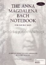 Anna Magdalena Notebook (arr. for double bass) (piano accompaniment)
