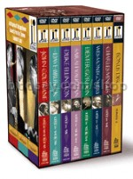 Jazz Icons Series 2 Box Set (Jazz Icons DVD 6-Disc set)