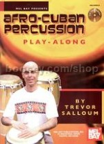 Afro-cuban Percussion Play Along chart & Cd