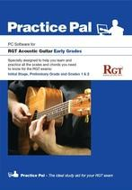 RGT PRACTICE PAL ACOUSTIC GUITAR SOFTWARE: EARLY STAGES