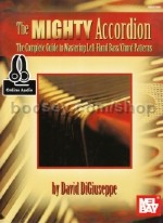 Mighty Accordion digiuseppe Book & 2 Cds