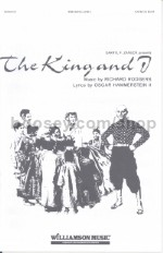 The King and I - Choral Selection (SATB & piano)