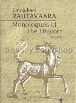 Monologues of the Unicorn for guitar