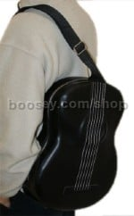 Acoustic Style Shoulder Bag + Speaker (black)