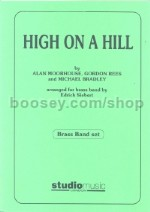High On A Hill Brass Band Score & Parts