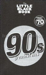 Little Black Book Of 90s Greatest Hits guitar