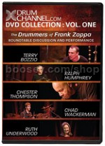 Drummers Of Frank Zappa DVD