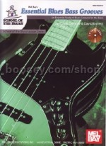 Essential Blues Bass Grooves (Bk & CD)