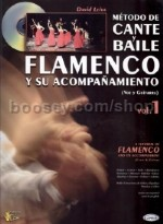 Metodo de Cante Y Baile Flamenco - vol.1 (Bk & CD)