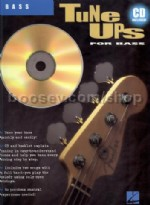 Tune Ups for Bass (Bk & CD)