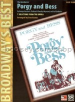 Porgy and Bess (Easy Piano) (Broadway's Best)
