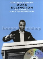 Storyville Presents: Duke Ellington - The Original Piano Transcriptions (Bk & CD)