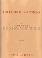 Orchestral Variations