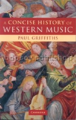 Concise History Of Western Music (paperback)