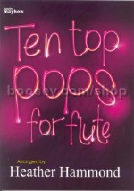 Ten Top Pops For Flute