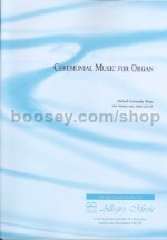 Ceremonial Music Book 1 Organ