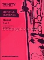 Musical Moments Clarinet Book 2 - Score & Part