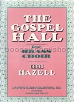 Gospel Hall For Brass Choir (Set of Parts)