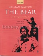 The Bear (vocal score)