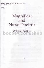 Magnificat and Nunc Dimittis (vocal score)