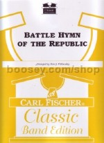 Battle Hymn Of The Republic (full score & parts)