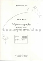 Polysomnography (score & parts)