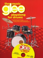 Glee Playalong Drums The Music (Bk & CD)
