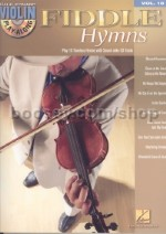 Violin Play Along 18 - Fiddle Hymns (Bk & CD)