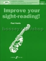 Improve Your Sight Reading Violin Grade 2 New