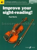 Improve Your Sight Reading - violin grade 6 (new pb)