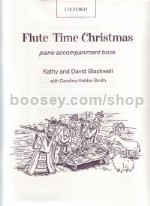 Flute Time Christmas (piano accompaniment book)