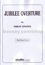 Jubilee Overture (concert band) score
