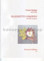 Allegretto Grazioso for Flute & Piano
