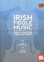 Irish Fiddle Music From Counties Cork & Kerry (Bk & CD)