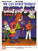 You Can Teach Yourself Electric Bass (Bk & CD)