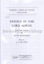 Rejoice In The Lord Alway Tcm55r