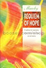 Requiem Of Hope (vocal score)