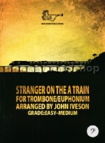 Stranger on the A Train for Trombone/Euphonium (bass clef)