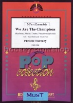 We are the Champions 5pt Flexible Ensemble