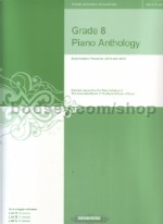 Grade 8 Piano Anthology 2013-2014 (for ABRSM Syllabus)