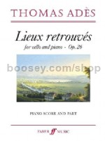 Lieux retrouvés, op. 26 for cello & piano