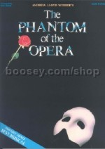 The Phantom of the Opera (Easy Piano Vocal)