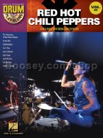 Drum Play Along 31: Red Hot Chili Peppers (Bk & CD)