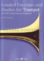 Graded Exercises & Studies for Trumpet and other Valved Brass Instruments