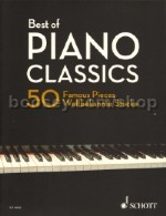 Best Of Piano Classics - Easy Piano