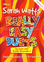 Really Easy Duets - Descant and Treble Recorders (+ CD)