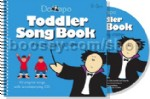 Toddler Song Book for very young children, 0-3 years (+ CD)