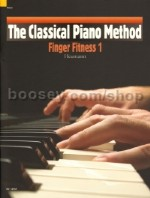 Classical Piano Method: Finger Fitness 1