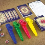 Play That Tune - Card Game with Kazoos