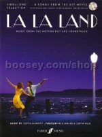 La La Land Music: From Motion Picture (Singalong Selections  & CD)